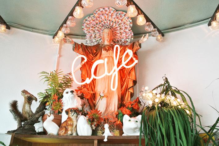 hotspot cafe Goede Vrijdag