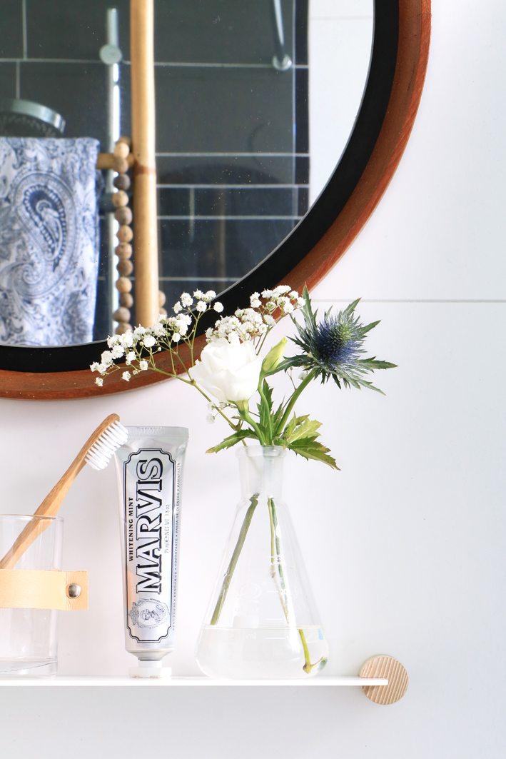 badkamer plankje
