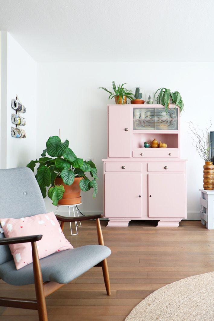 livingroom pink