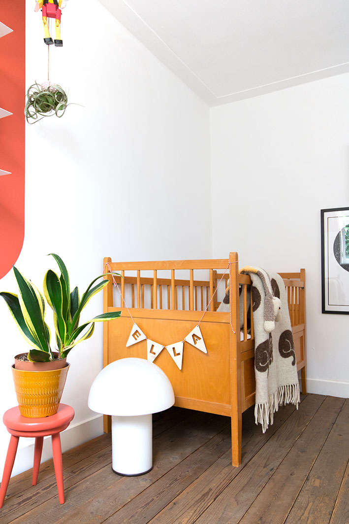 inrichting babykamer
