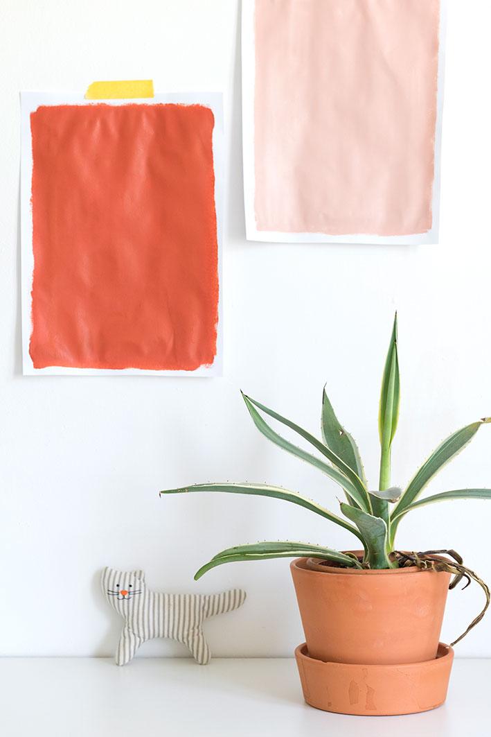 flexa kleurtester en kleurstalen