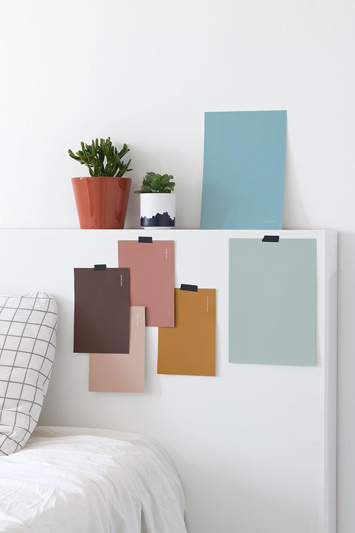 kleurstalen flexa pure