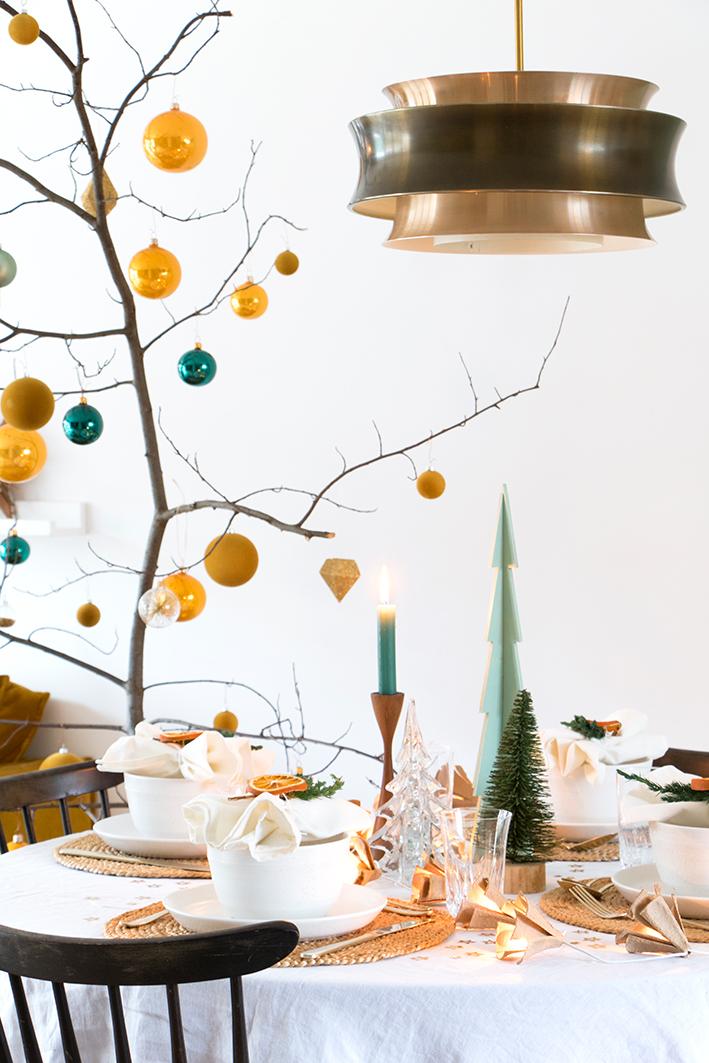 tafelstyling kerst