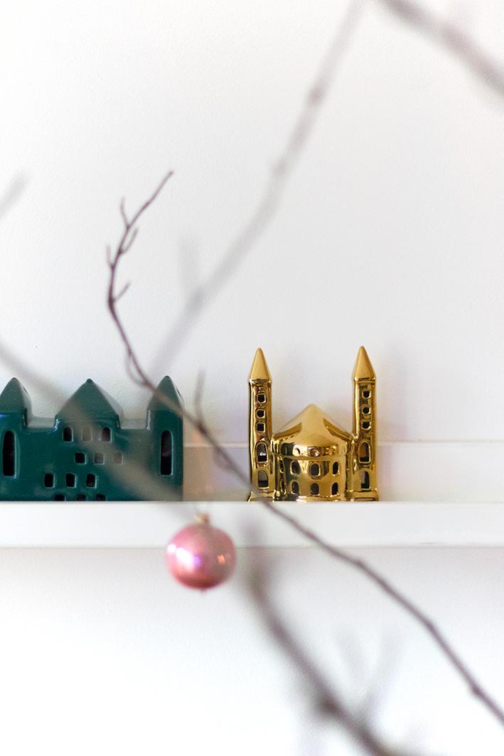 kerst decoratie huisjes