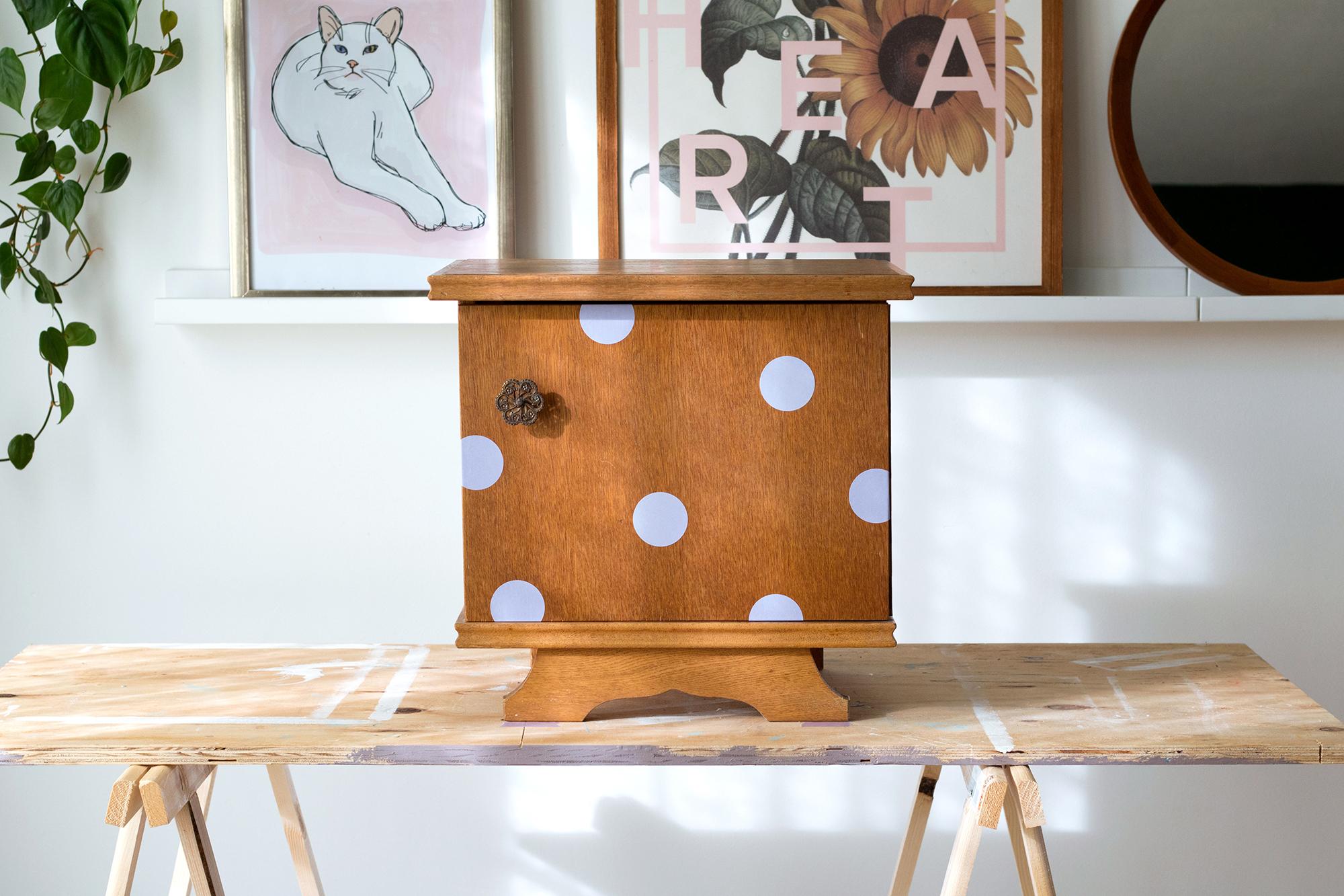 vintage meubels opknappen