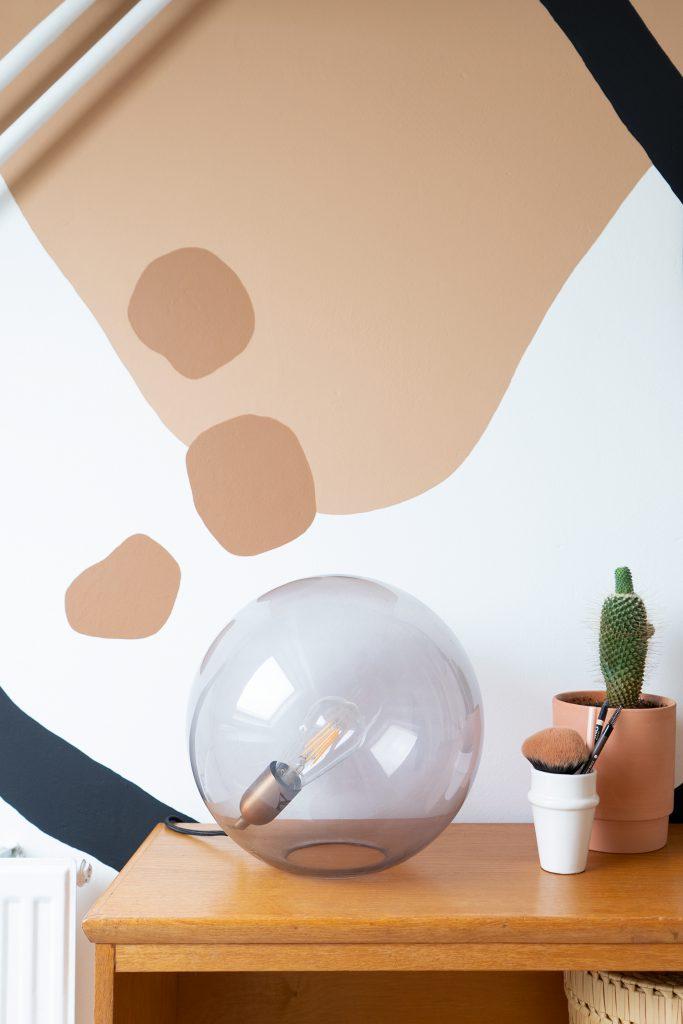 muurschildering flexa