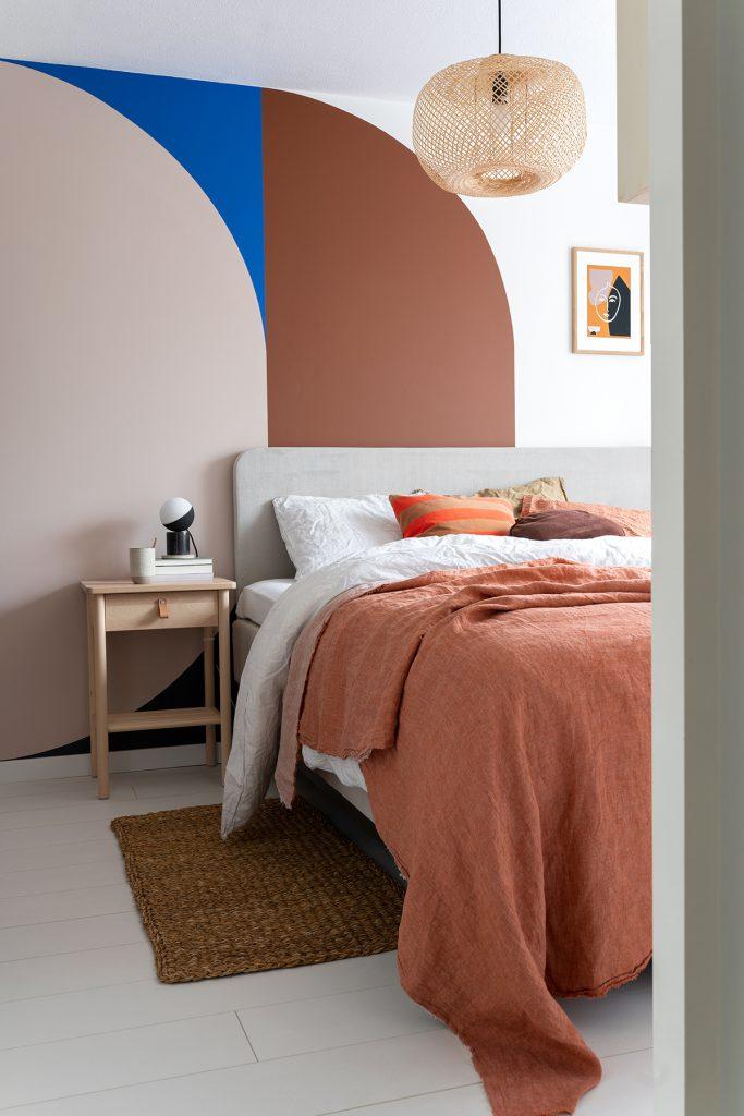 slaapkamer makeover