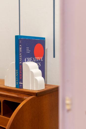 boekensteunen art deco