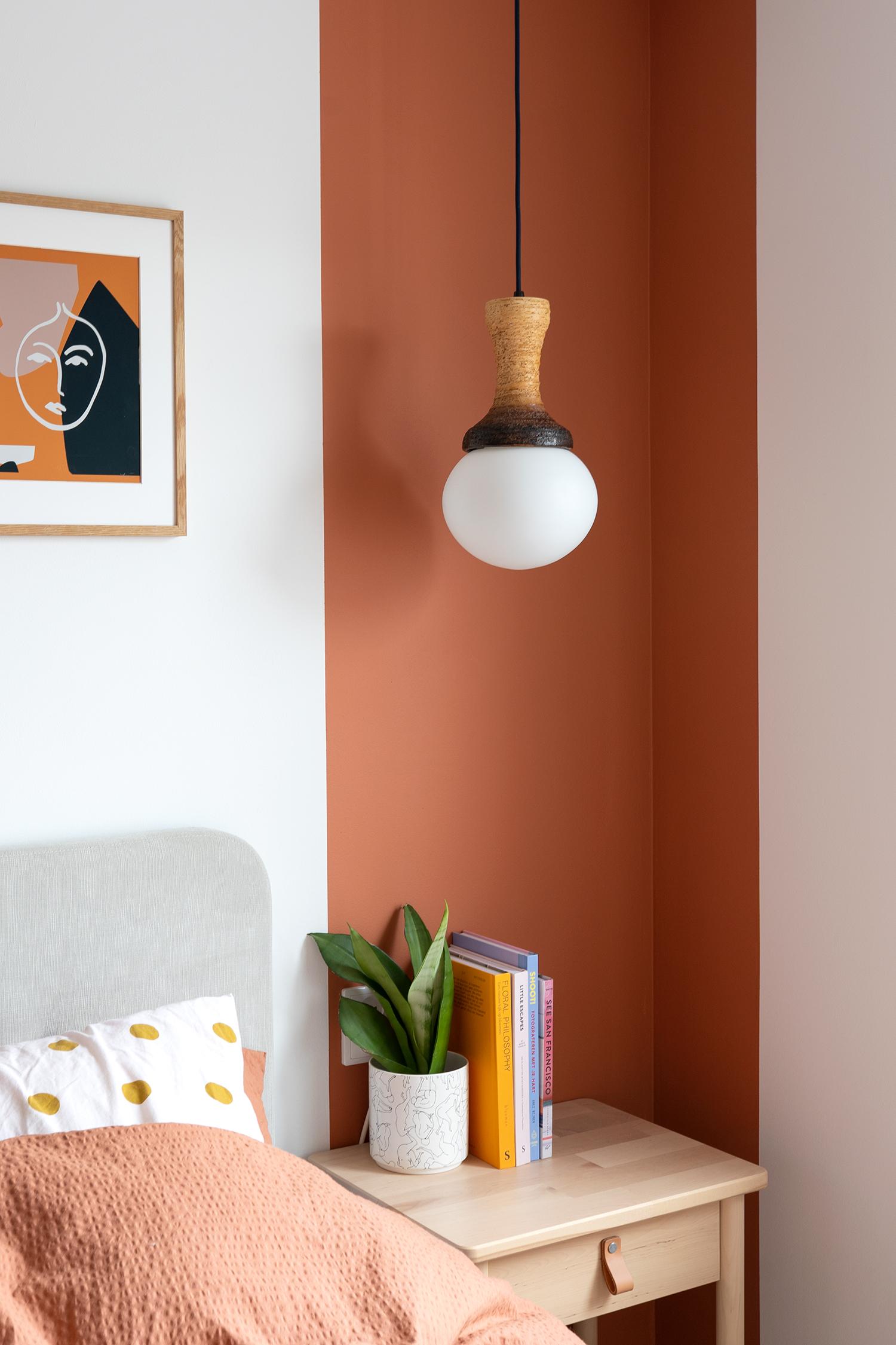 seventies hanglamp