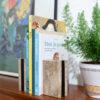 marmeren boekensteunen