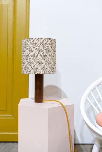 vintage tafellamp Deens