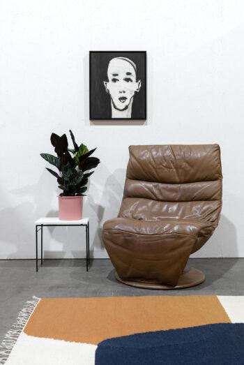 vintage fauteuil jori belgium
