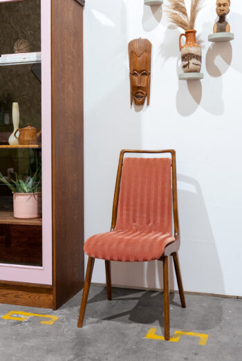 vintage awa louis van teeffelen stoel