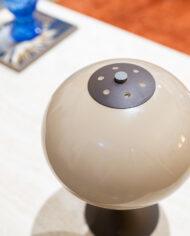 VINTAGE MUSHROOM LAMP DETAIL