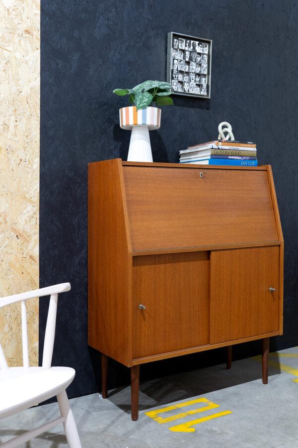 vintage secretaire