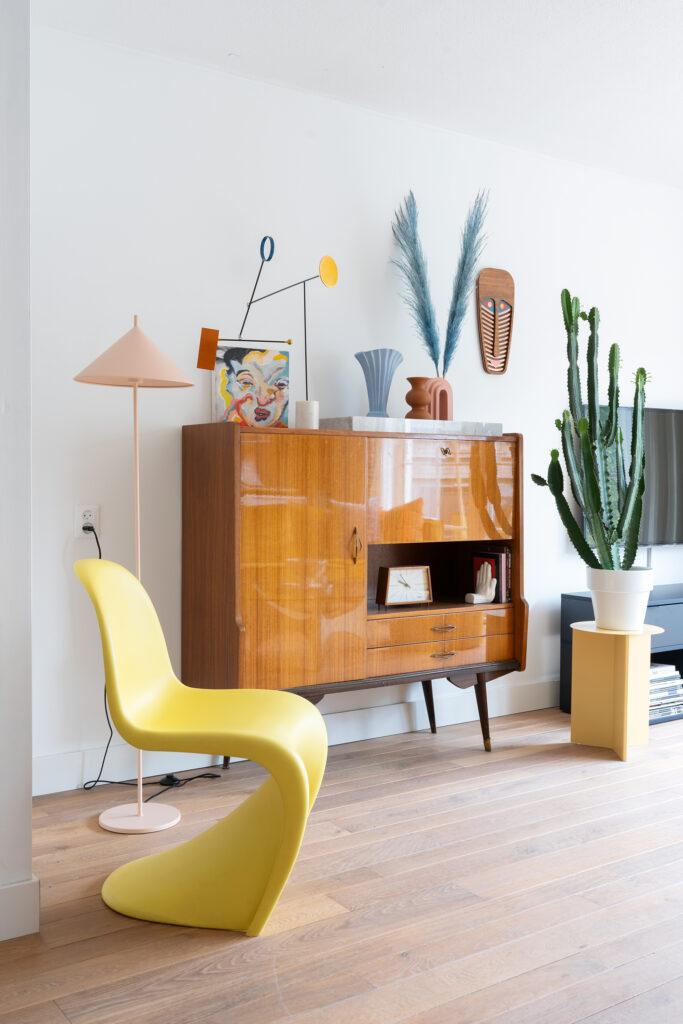 vintage vitra panton chair