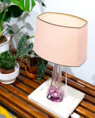 Vintage Val St Lambert lamp 1