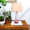 vintage val saint lambert lamp