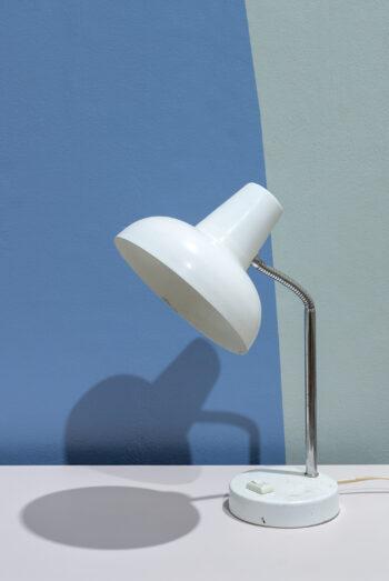 vintage bureaulamp wit