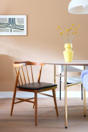 vintage jaren 60 stoel