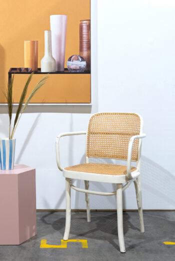 vintage thonet stoel