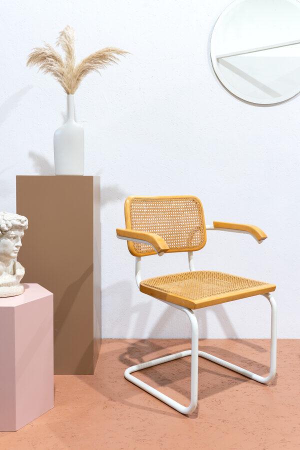 vintage cesca stoel marcel breuer