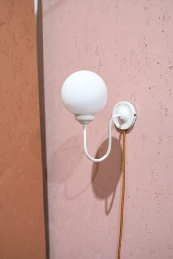 vintage wandlamp jaren 80