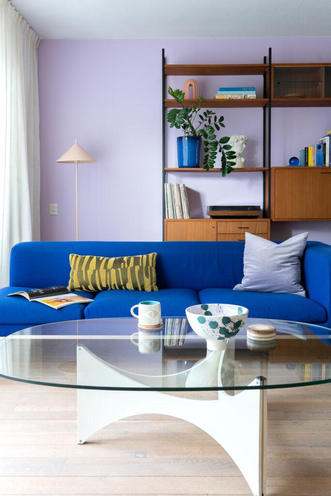 kleur woonkamer kiezen