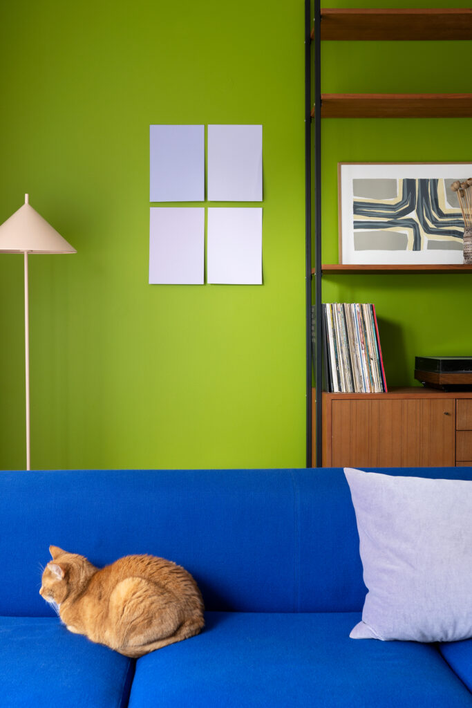 kleur kiezen woonkamer