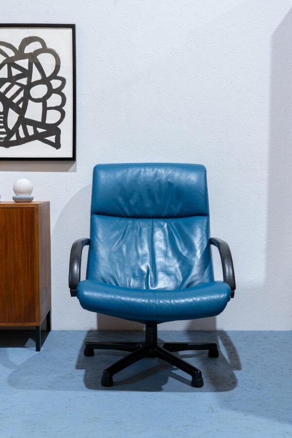 leren Artifort fauteuil F141