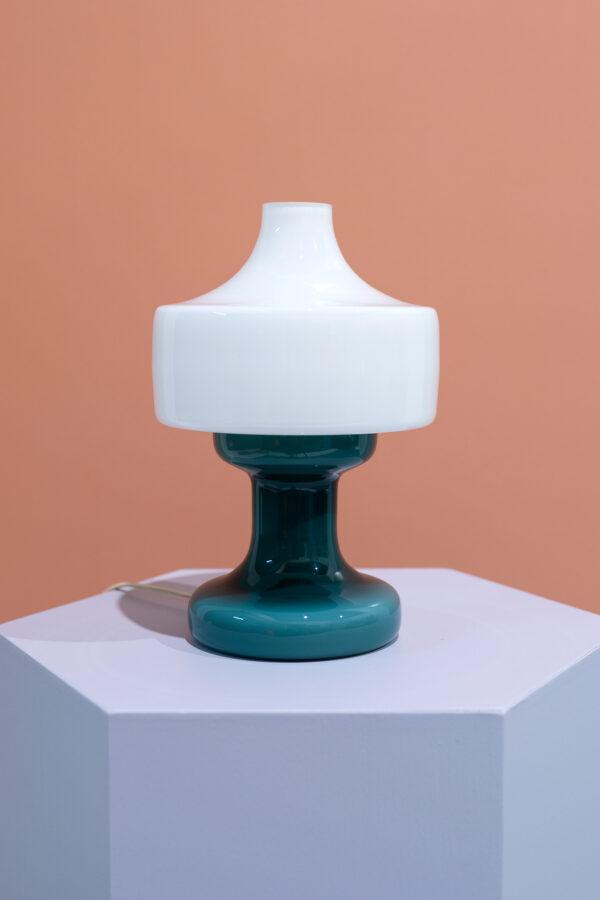 glazen tafellamp Dijkstra