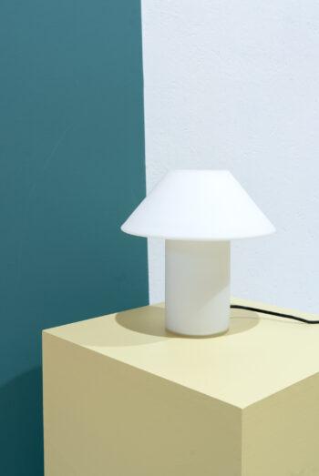 vintage mushroom lamp Hala Zeist