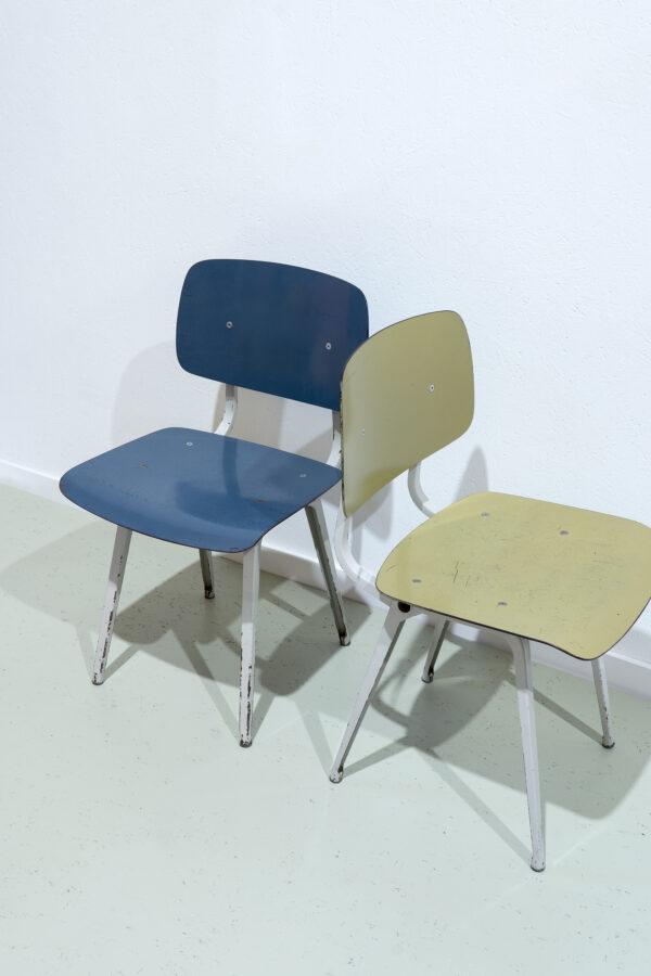 vintage Revolt stoelen Friso Kramer